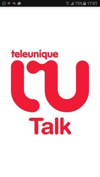TU Talk poster