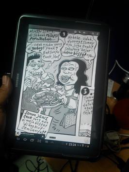 Komik Jakarta apk screenshot