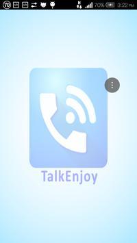 TalkEnjoy poster