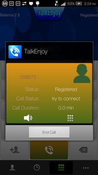 TalkEnjoy apk screenshot