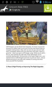 Full Guide For Temple Run 2 poster