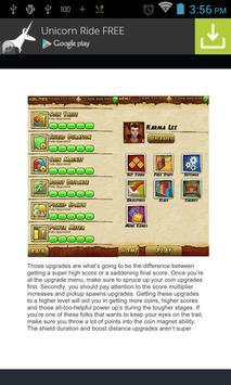 Full Guide For Temple Run 2 apk screenshot