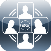 2G Video Call Chat icon