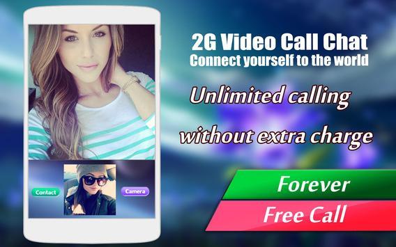 2G Video Call Chat apk screenshot