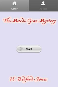 The Mardi Gras Mystery poster