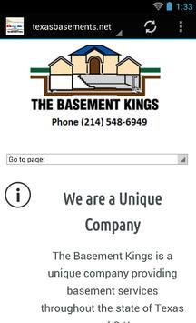 The Basement Kings poster