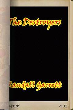 The Destroyers apk screenshot