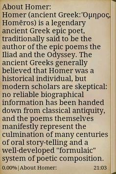 The Iliad & The Odyssey apk screenshot