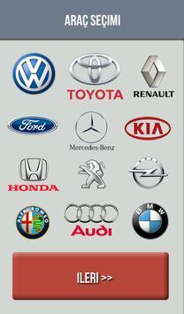 Araç Değer Kaybı Hesaplama apk screenshot