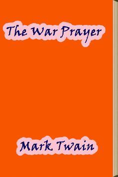 The War Prayer poster
