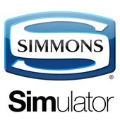 Simmons® Simulator™ icon