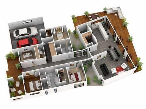 3D floor Design apk screenshot