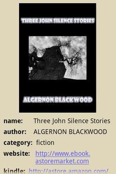Three John Silence Stories poster