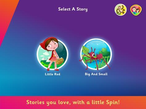 SpinTales apk screenshot