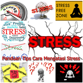 Tips Cara Mengatasi Stress icon