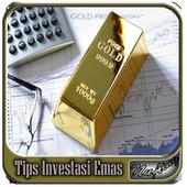 Tips Investasi Emas icon
