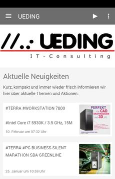 Ueding IT-Consulting poster