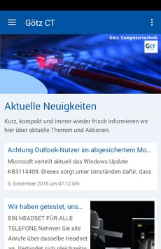 Götz Computertechnik poster