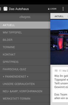 Autohaus Schulze apk screenshot