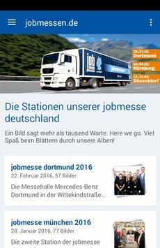 Jobmesse Deutschland poster