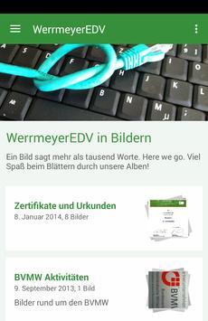 Werrmeyer EDV Dienstleistungen poster