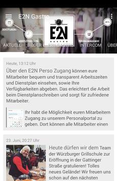 E2N News poster