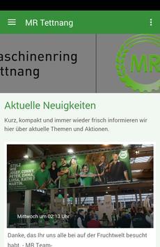 Maschinenring-Tettnang poster