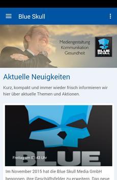 Blue Skull Media GmbH poster