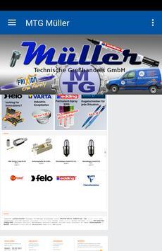 MTG Müller poster