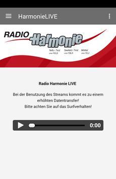 Radio Harmonie poster