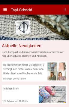 Tapferes Schneiderlein poster