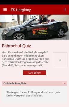 Fahrschule Hargittay poster