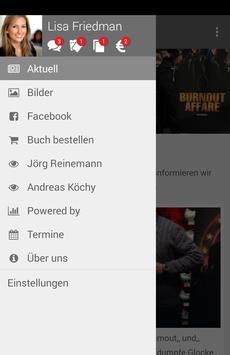 Burnout Affäre aus Magdeburg apk screenshot