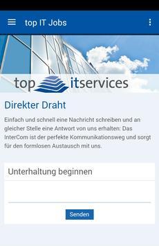 top IT Jobs poster