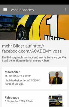 Academy Fahrschule Voß poster