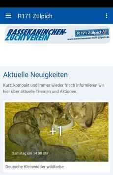 Kaninchenzuchtverein Zülpich poster