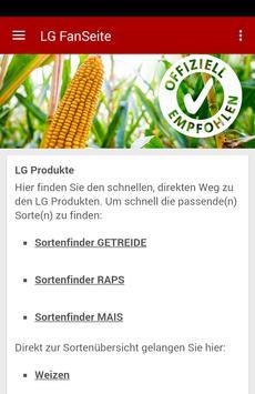 LG Seeds Deutschland poster