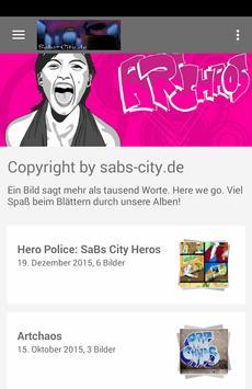 SaBsCity poster