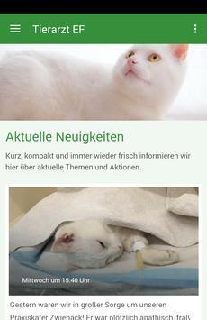 Tierarztpraxis Erfurt poster