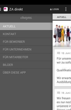 ZA direkt GmbH apk screenshot