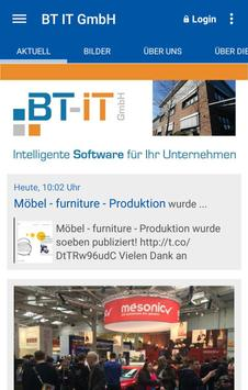 BT-IT GmbH poster