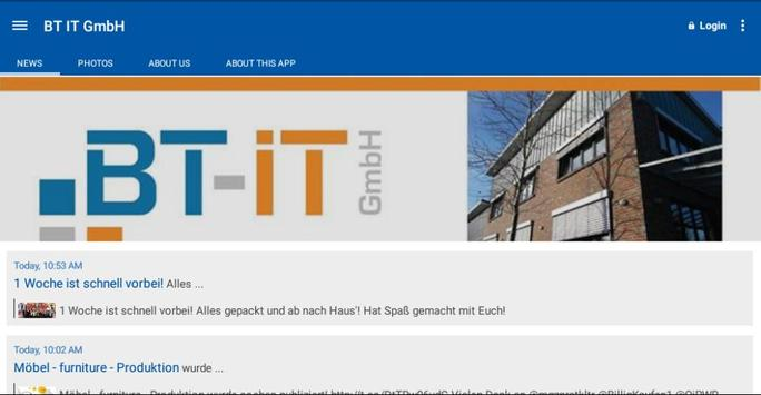 BT-IT GmbH apk screenshot