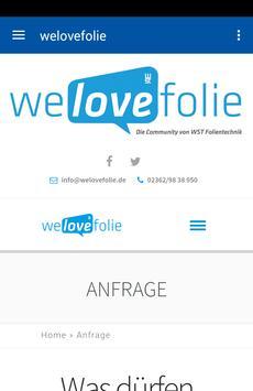 We Love Folie poster