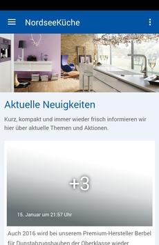 Nordsee-Küchen poster