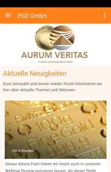 PGD GmbH poster