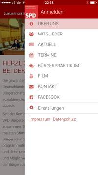 SPD Fraktion Lübeck apk screenshot