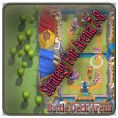TOP Battle Deck Clash Royale icon