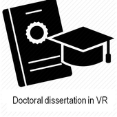 Doctoral dissertation in VR icon