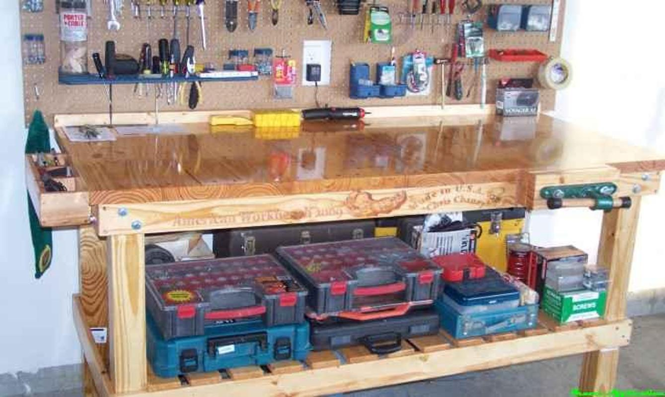 diy garage workbench ideas - DIY Garage Workbench Ideas APK Download Free