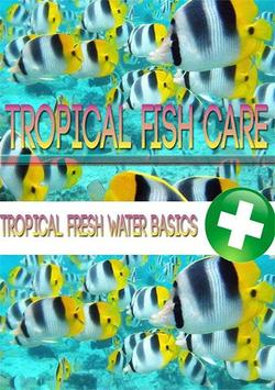 Tropical Fish Care poster